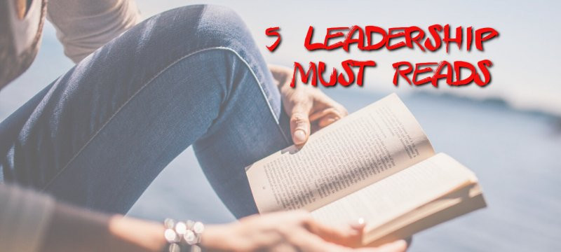 5 Books to Raise Your Leadership IQ