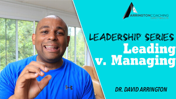 Leadership v. Management