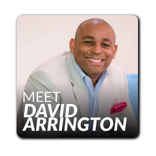 Dr. David Arrington executive coach, leadership trainer, keynote and conference speaker, entrepreneur