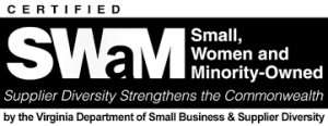 Virginia Small Women and Minority Owned Business Certified