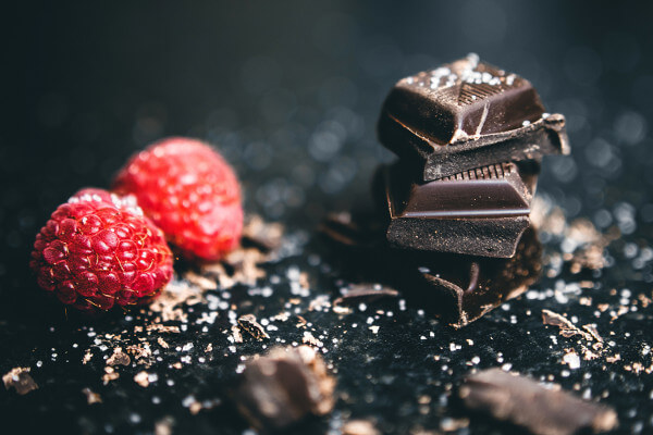 be more productive by eating that chocolate