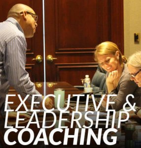 Executive, team, and leadership coaching