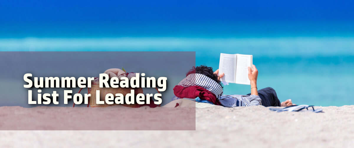 summer book list for leaders reading list