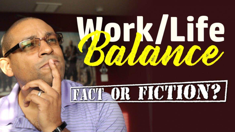 Dr. David Arrington executive coach discusses work-life balance