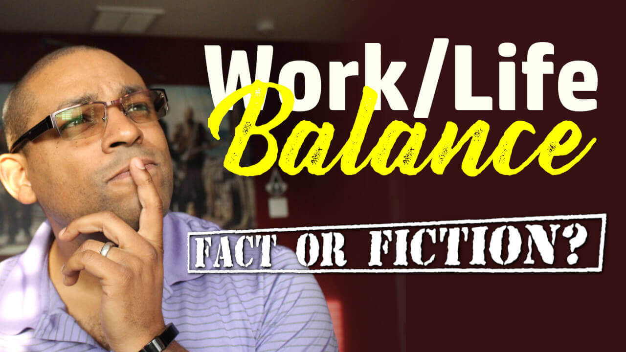 Dr. David Arrington executive coach discusses work-life balance