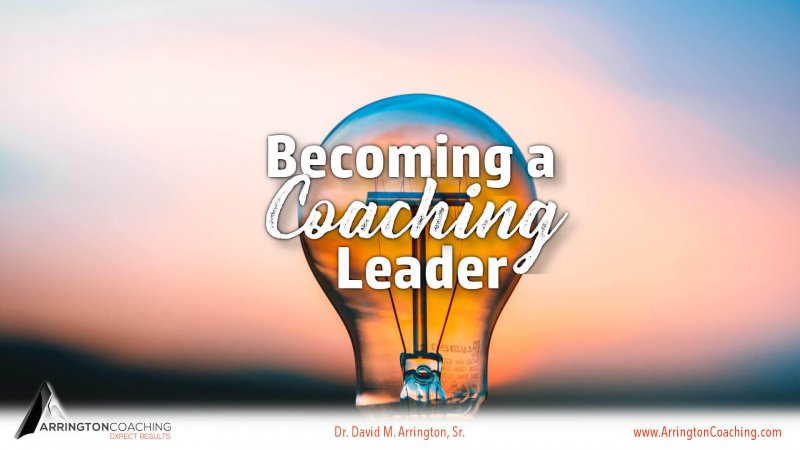 Becoming a coaching leader requires a mindset shift that we discuss in this workshop