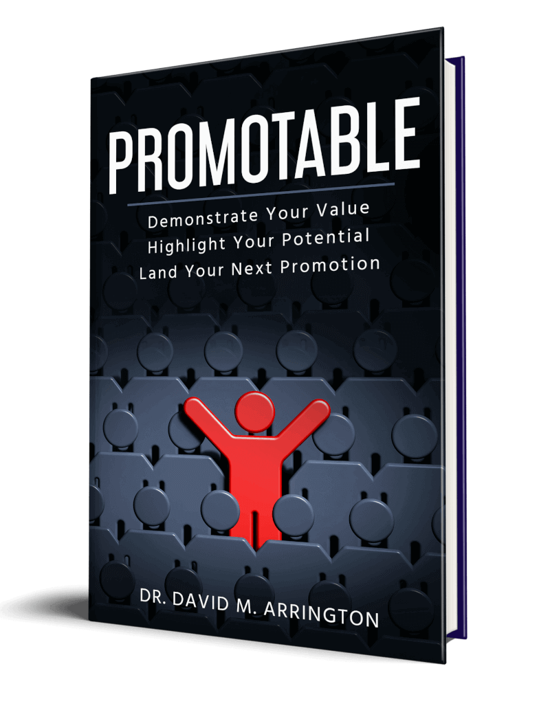 Promotable Book By Dr. David M. Arrington