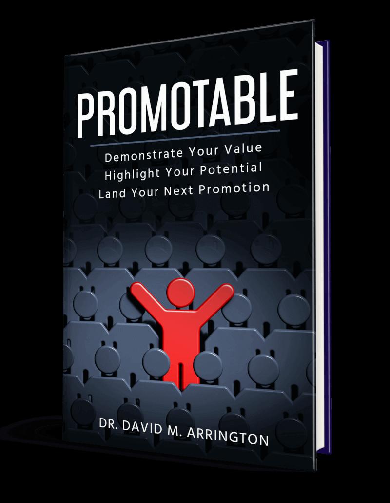 Promotable Book By Dr. David M. Arrington