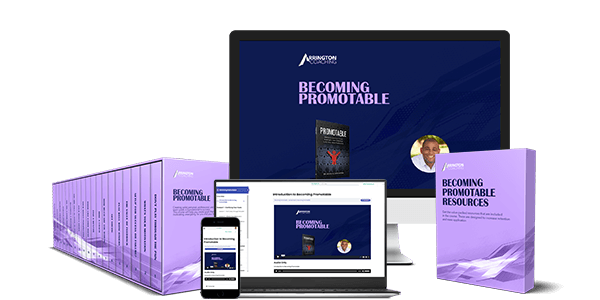 Becoming Promotable Online Course