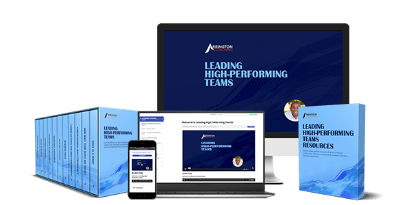 Leading High performing teams online course