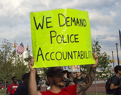 police accountability requires Diversity and inclusion